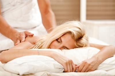 A gentle Swedish massage revitalizes you.